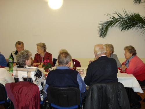 Setkání seniorů 1.12.2007
